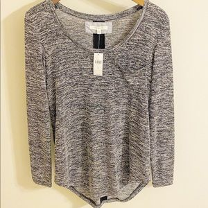Pure + Good Long Sleeve Top from Anthropologie